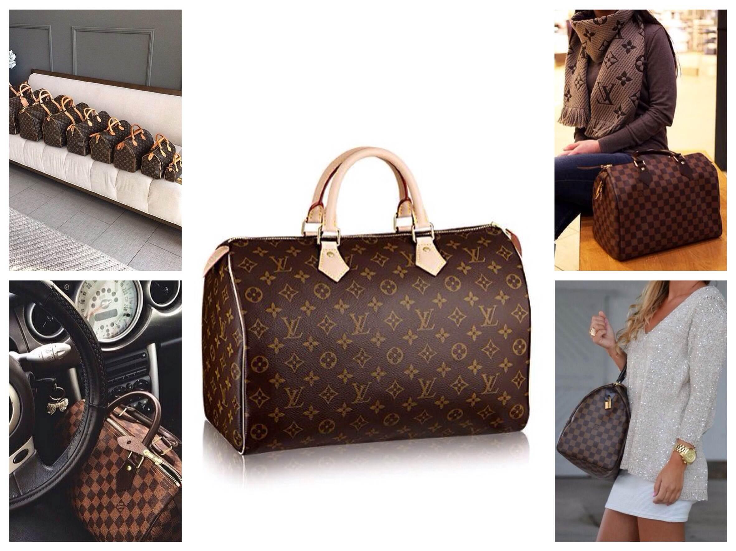 2d968bad30ae Идеальные сумки Louis Vuitton для идеальных дам — GlamLady
